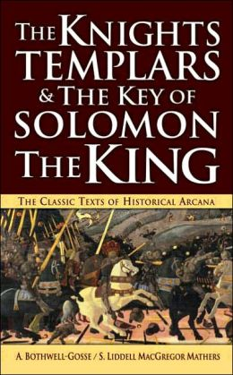 Knights Templars and the Key of Solomon the King