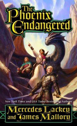 The Phoenix Endangered (Enduring Flame Series #2)