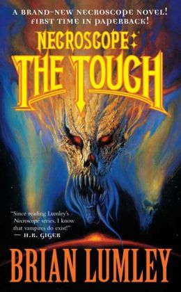 The Touch (Necroscope Series)