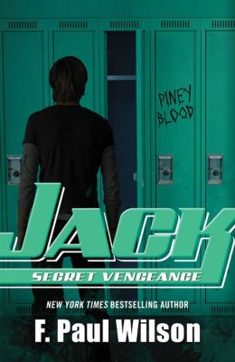 Jack: Secret Vengeance (Young Repairman Jack Series #3)