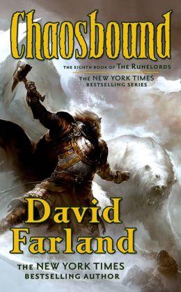 Chaosbound (Runelords Series #8)