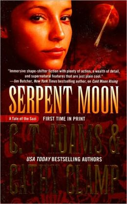 Serpent Moon (Tales of the Sazi Series #8)