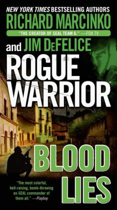 Blood Lies (Rogue Warrior Series)