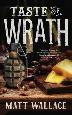 Taste of Wrath: A Sin du Jour Affair