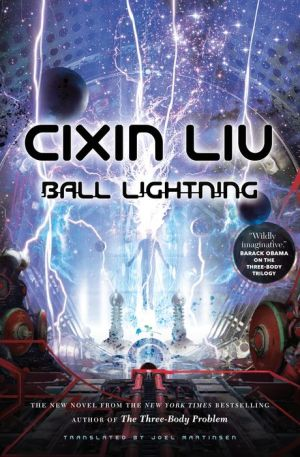 Book Ball Lightning