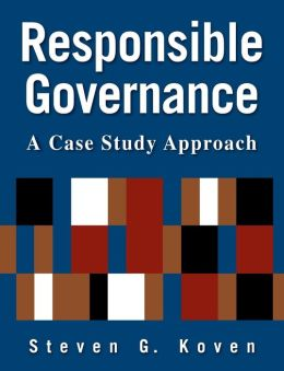 Responsible Governance: A Case Study Approach