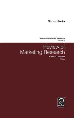 Review of Marketing Research, Volume 6
