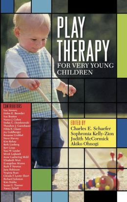Play Therapy For Very Young Children