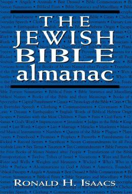 Jewish Bible Almanac