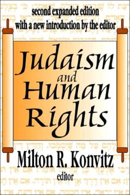 Judaism and Human Rights: Second Edition