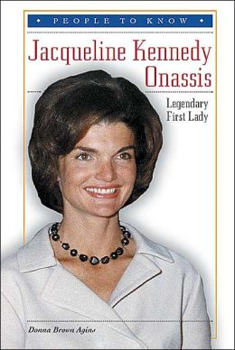 Jacqueline Kennedy Onassis: Legendary First Lady