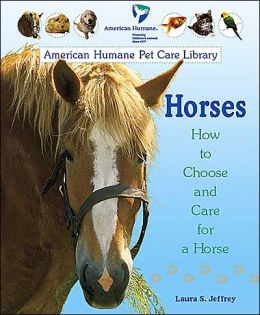 Horses: How to Choose and Care for a Horse