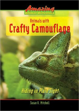 Animals with Crafty Camouflage: Hiding in Plain Sight