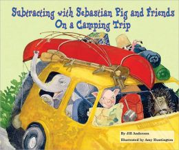 Subtracting with Sebastian Pig and Friends on a Camping Trip