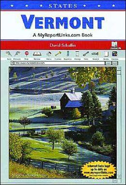 Vermont: A Myreportlinks.COM Book