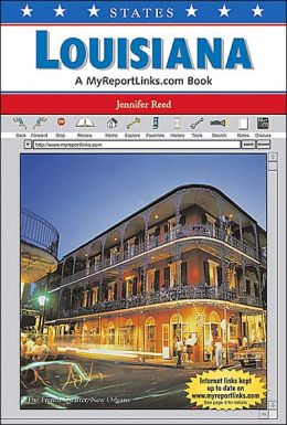 Louisiana: A Myreportlinks. COM Book