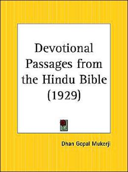 Devotional Passages from the Hindu Bible