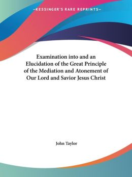 Examination into and an Elucidation of T