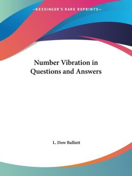 Number Vibration in Questions and Answer