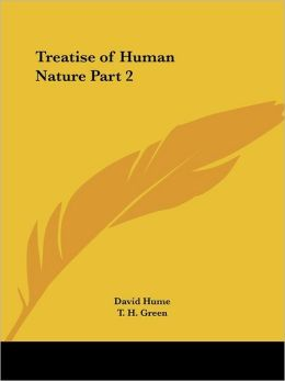 Treatise Of Human Nature Part 2