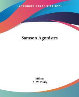 Samson Agonistes