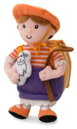 Little Bo Peep (Nursery Rhymes Plush Pal Board Books)