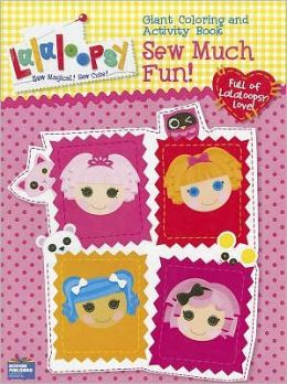 Sew Much Fun! (Lalaloopsy Series)