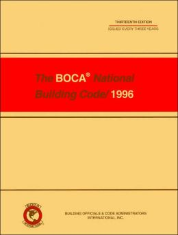 1996 National Building Code