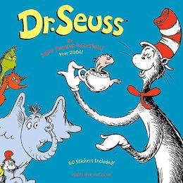 2004 Dr.Seuss Wall Calendar