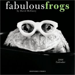 2008 Fabulous Frogs Wall Calendar