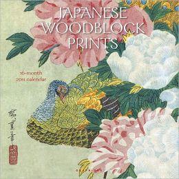 2011 Japanese Woodblock Prints Wall Calendar