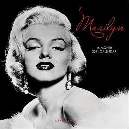2011 Marilyn Monroe Mini Wall Calendar