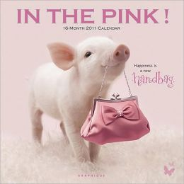 2011 In the Pink Wall Calendar