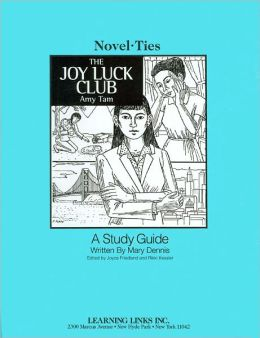 The Joy Luck Club: A Study Guide (Novel-Ties Study Guides Series)