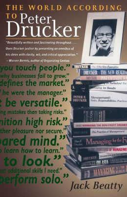 The World According to Peter Drucker