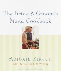 Bride and Groom's Menu Cookbook