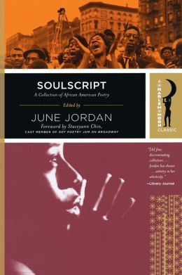 Soulscript: A Collection of Classic African American Poetry