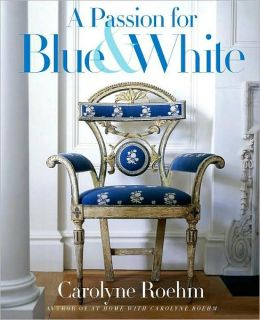 Passion for Blue and White