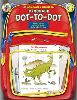 Dinosaur: Dot-to-Dot