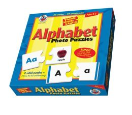 Think, Match and Learn Alphabet Photo Puzzles