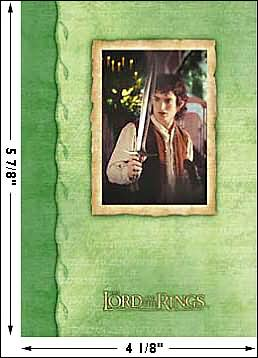 Lord of the Rings Frodo Journal (Mini)