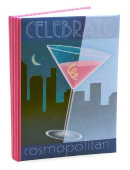 Celebrate Cosmopolitan Fabric 5x8 Lined Journal