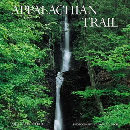 2004 Appalachian Trail by David Muench Wall Calendar