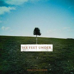 2004 Six Feet Under Wall Calendar