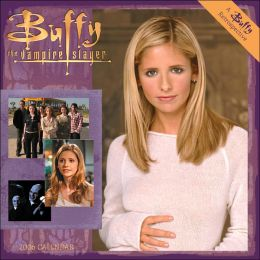 2006 Buffy Wall Calendar