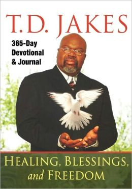 Healing, Blessings, and Freedom: 365-Day Devotional and Journal