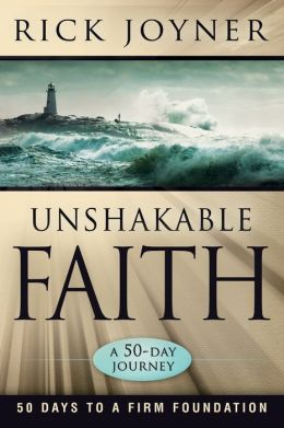 Unshakable Faith: A 50-Day Journey