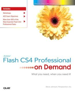 Adobe Flash CS4 Professional on Demand