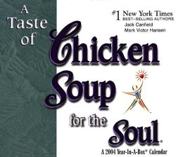 2004 Chicken Soup for the Soul Daily Boxed Calendar