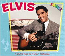 2005 Elvis Box Calendar